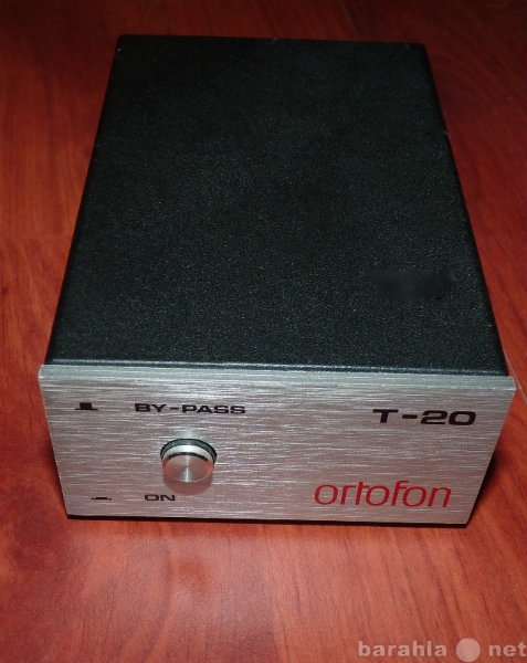 Продам Ortofon T-20 MC Step-Up Transformer