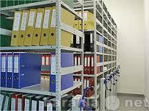 Продам Архивные стеллажи любой комплектации