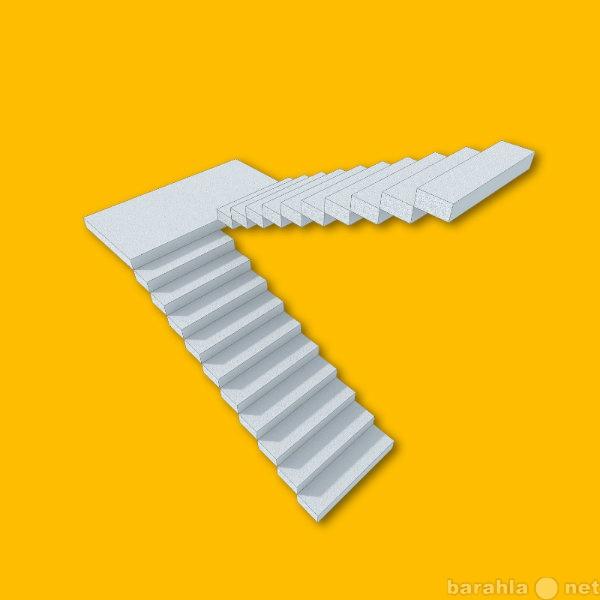 Продам Лестницы из газобетонных блоков ytong