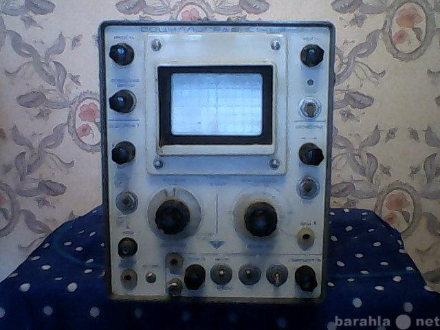 Продам осциллограф с1-49