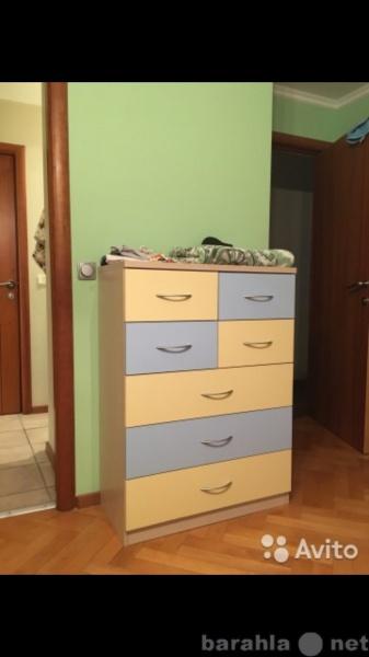 Продам: Комплект корпусной детской мебели