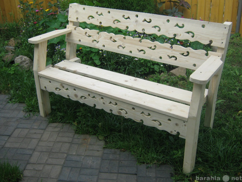 Продам: Скамейка садовая