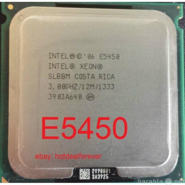 Продам Процессор s775 xeon e5450 3.0ггц/4core