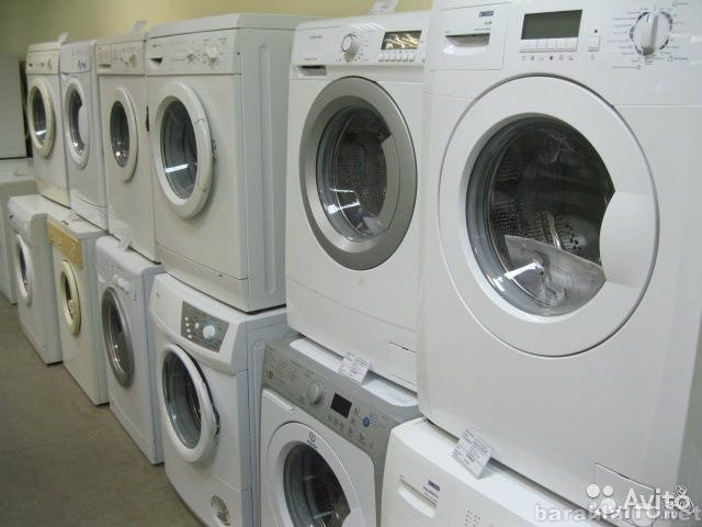 Продам Продажа б/у стиральных машинок.Сервис це