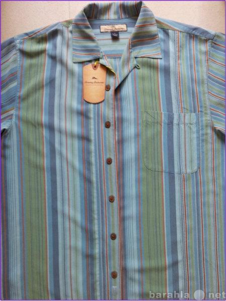 """Продам Шёлк. Рубашка """" Tommy Bahama&quot"""