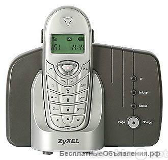 Продам Цифровой радиотелефон с IP-телефонией