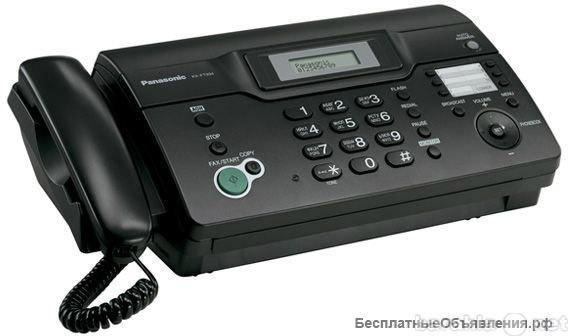 Продам Факс Panasonic RX-FT934