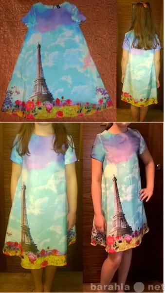 Продам: Нарядное детское платье на 146 размер