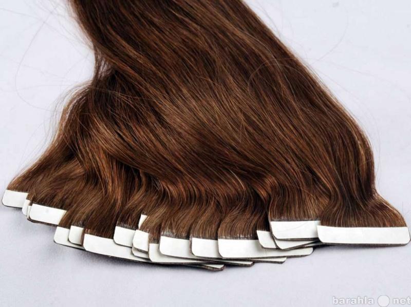 Продам Натуральные волосы на лентах