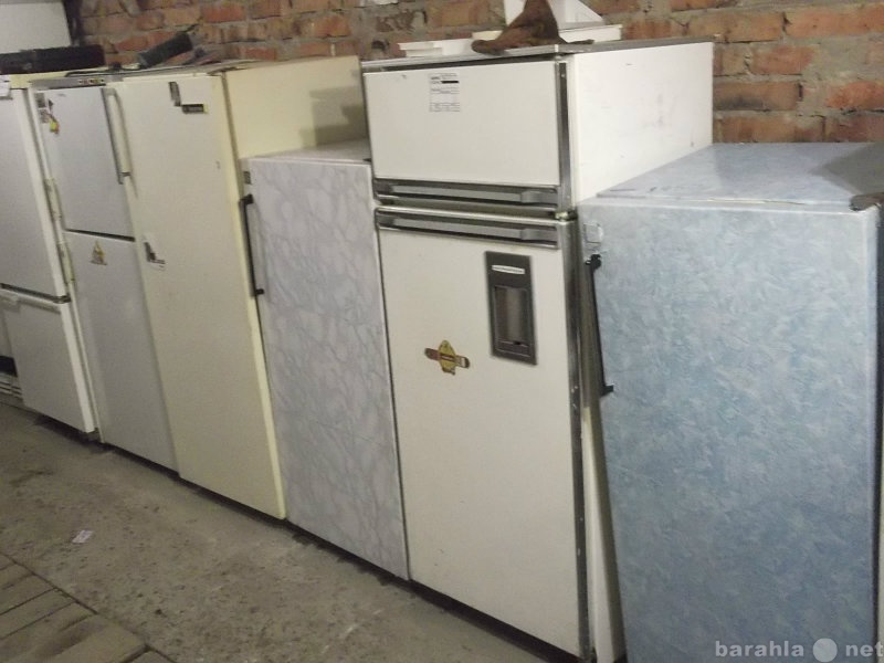 Куплю: Б/У холодильники