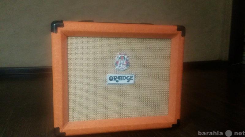 Продам Гитарный комбо orange CR20LDX