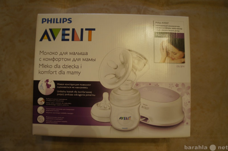 Продам Электронный молокоотсос Philips Avent