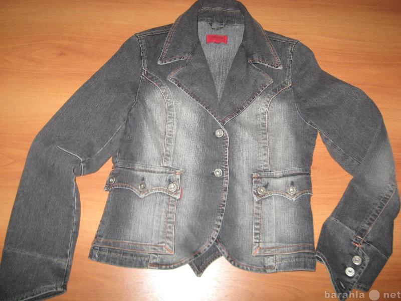 Продам Куртка джинсовая Vigoss 44-46 р