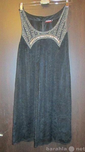 Продам Платье черное, размер 44-46 (М)