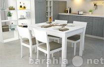 Продам: обеденная группа (стол, стулья)