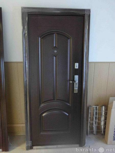 Продам Дверь металлическая входная
