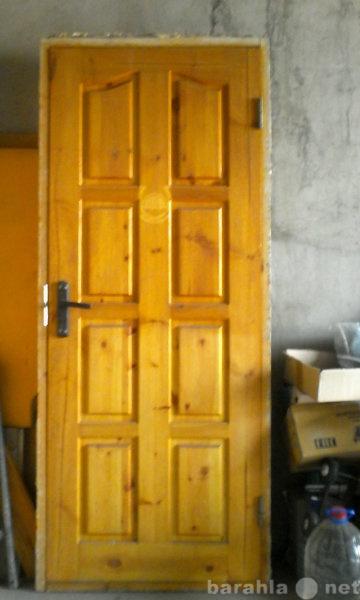 Продам Деревянная дверь