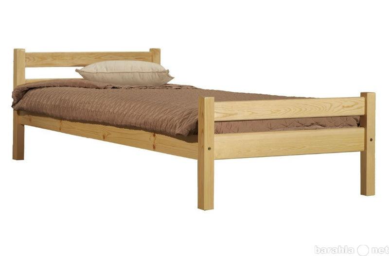 Продам Кровать 90*200 из массива
