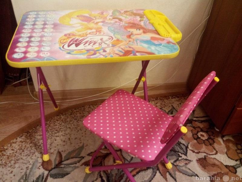 Продам Продам столик со стульчиком для девочки