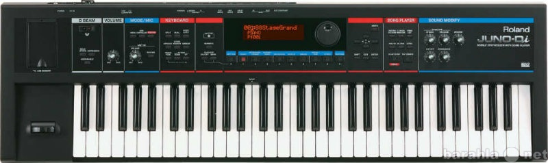 Продам синтезатор Roland Juno Di