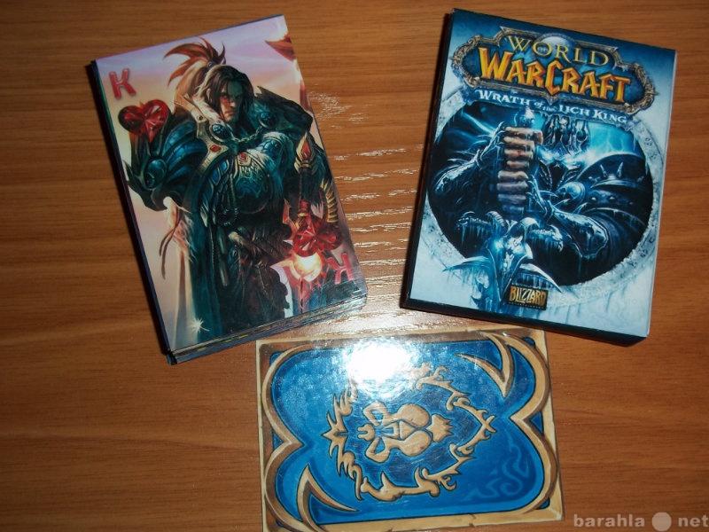 Продам Игральная колода WarCraft