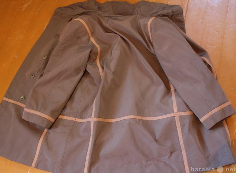 Продам Продам плащ-пальто женское