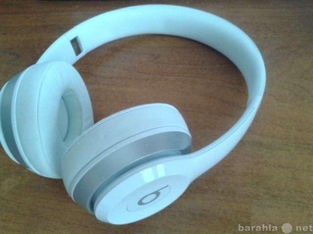 Продам Beats Solo 2 White (Оригинал)