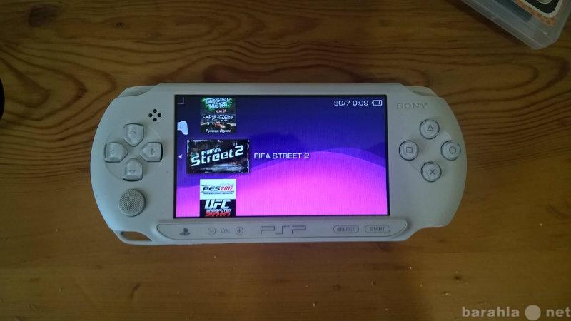 Продам Продаётся playstation portable e1008 (PS