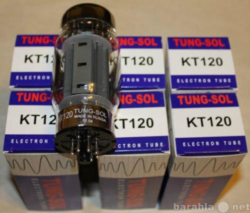 Продам: Радиолампы KT120 Tung-Sol
