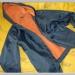 Продам куртка с капюш на рост 116-122 на флисе