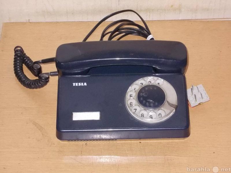 Продам Телефон дисковый Tesla Еc 2300
