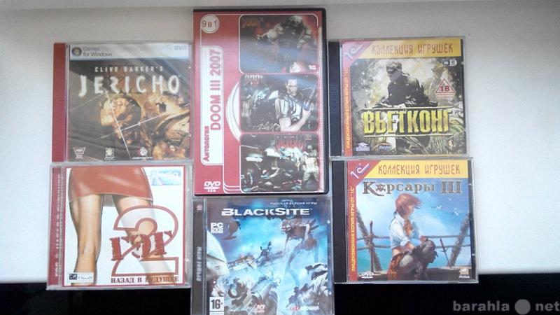 Продам DVD диски с играми