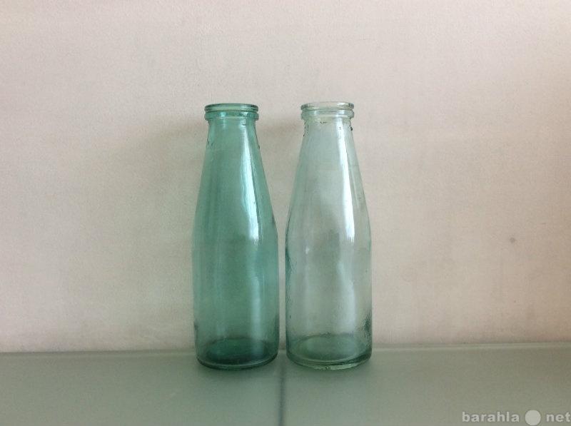 Продам Молочные стеклянные бутылки. СССР. Обмен