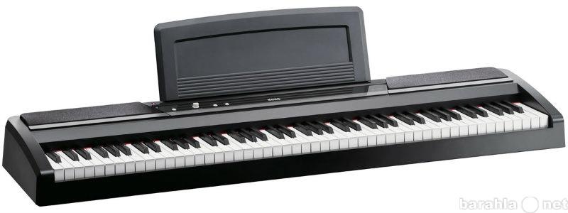 Продам Цифровое пианино Korg SP-170S