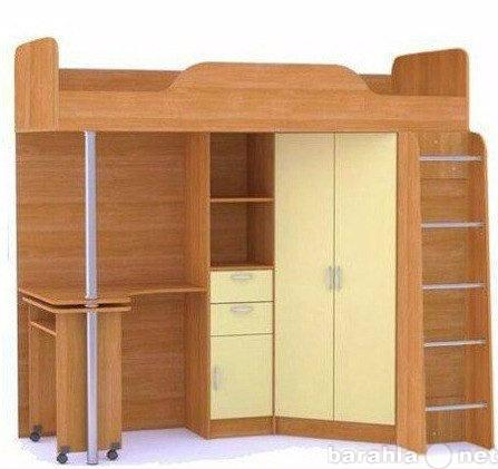 Продам: Кровать - чердак