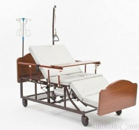 Продам Медицинская кровать для лежачих больных