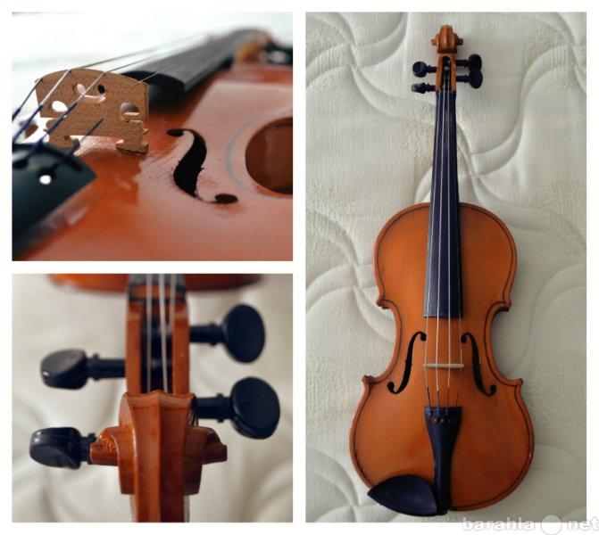 Продам Скрипка (вместе с мостиком и футляром)
