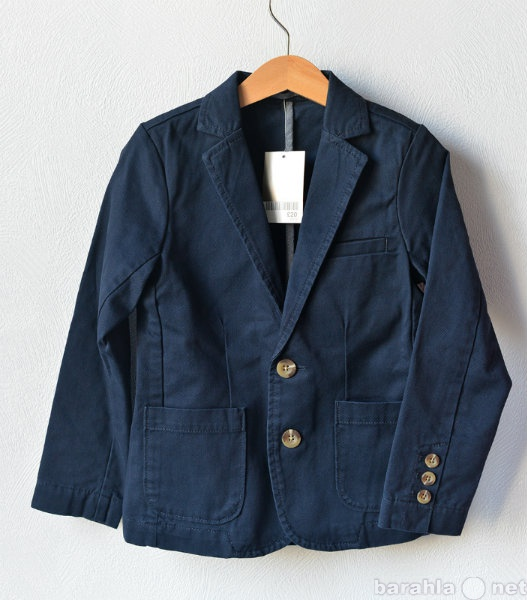 Продам: НОВЫЙ пиджак Next на мальчика, размер 6