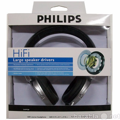 Продам: Наушники philips shp928