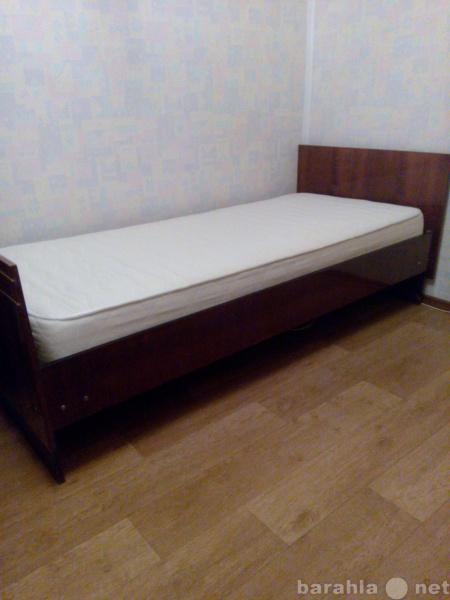 Продам Односпальная кровать