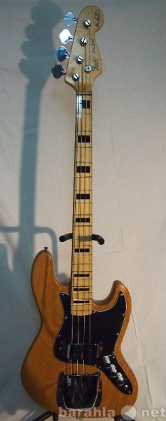 Продам Fender Jazz Bass 4 strings Marcus Miller