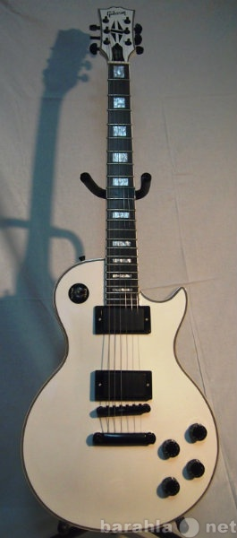 Продам Gibson Les Paul Custom Alpine White
