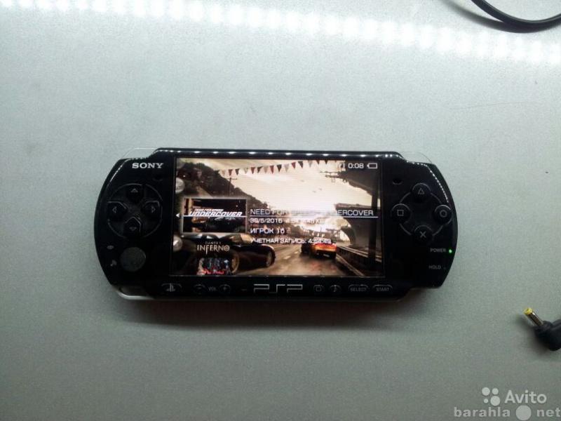 Продам: PSP 3008