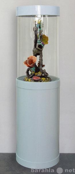 Продам Продам аквариум Marvelous цилиндрический