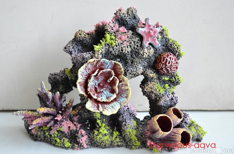 Продам Marvelous - декорации для аквариумных ко