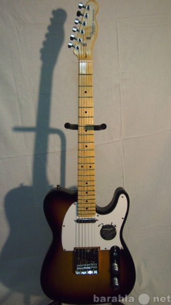 Продам гитаруFender American Deluxe Telecaster