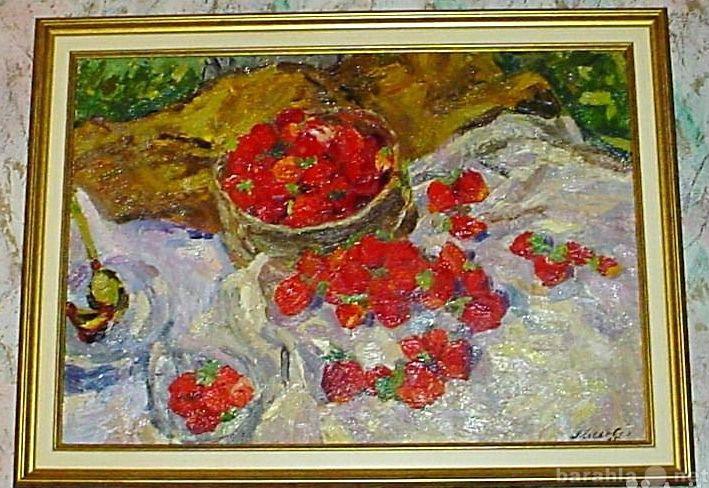 Продам Картина х/м 1968 г. Лидия Милова