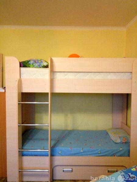 Продам двухярусная кровать