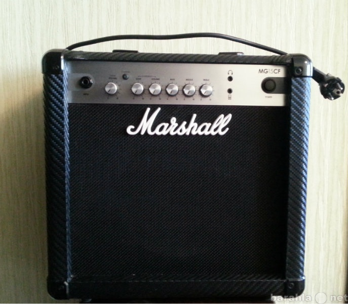 Продам Marshall MG15CF