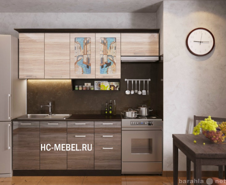 Продам: Кухня ВЕНЕЦИЯ-3, ширина 2,2м